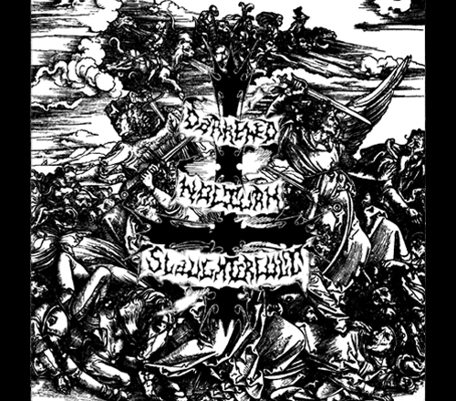 D. N. Slaughtercult - Follow the Calls for Battle CD