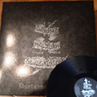 Darkened Nocturn Slaughtercult - Nocturnal March (black vinyl)