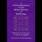 A Concordance to the Holy Books of Thelema