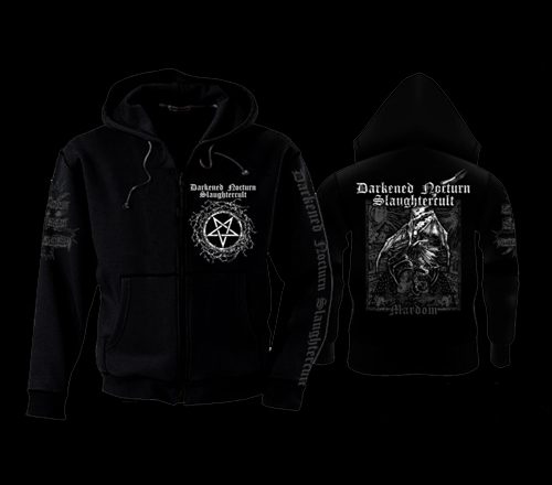D. N. Slaughtercult - Mardom Zipper XL