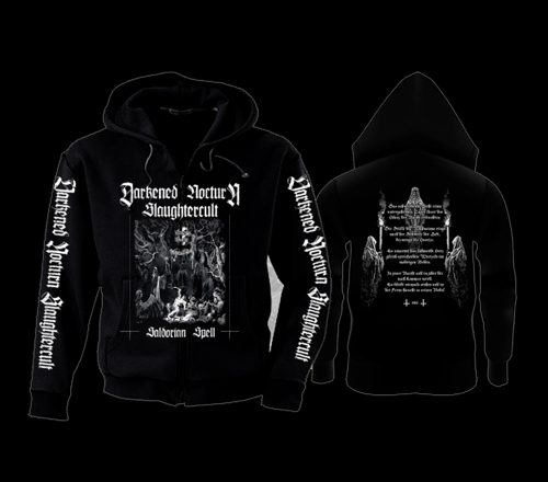 D. N. Slaughtercult - Saldorian Spell Zipper XL Edition 2018