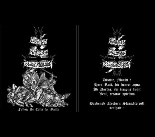 D. N. Slaughtercult - Follow the Calls for Battle TS