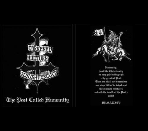 D. N. Slaughtercult - The Pest Called Humanity TS