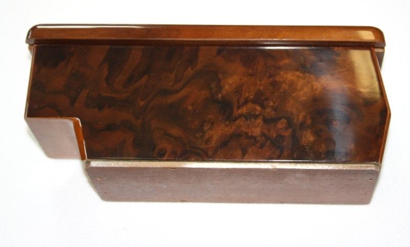 ablagebox mercedes w201 echt wurzelholz holz ebay. Black Bedroom Furniture Sets. Home Design Ideas