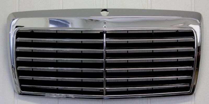 mercedes k hlergrill grill w124 86 93 avantgarde mit. Black Bedroom Furniture Sets. Home Design Ideas