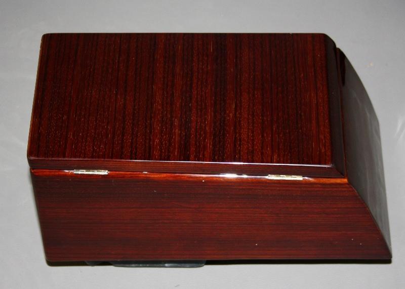 ablagebox armlehne mercedes w202 echt zebrano neu ebay. Black Bedroom Furniture Sets. Home Design Ideas