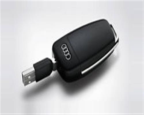 original audi usb stick 8gb 8r0063827g memory key. Black Bedroom Furniture Sets. Home Design Ideas