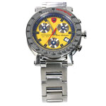 Lamborghini Disc Chrono Yellow dial