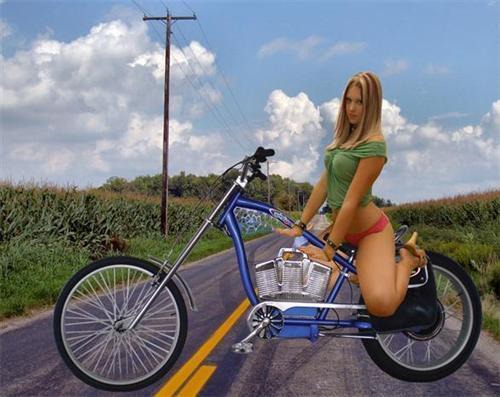 Fat, chopper, bike - Bing images