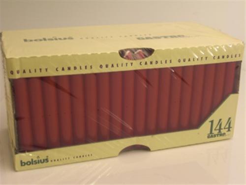 144-Stabkerzen-Tafelkerzen-180x21-3-mm-von-Bolsius-Gastro-Kerzen