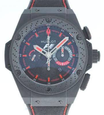 Hublot King Power F1 Chronograph Automatik Keramik LIMITED EDITION