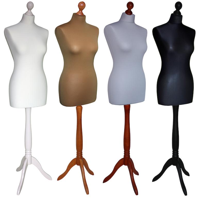 buste de couture mannequin femme 34/36/38/40/42/44/46/48 tailles