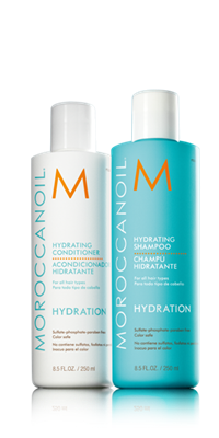 Moroccanoil Hydration Shampoo & Conditioner je 250ml
