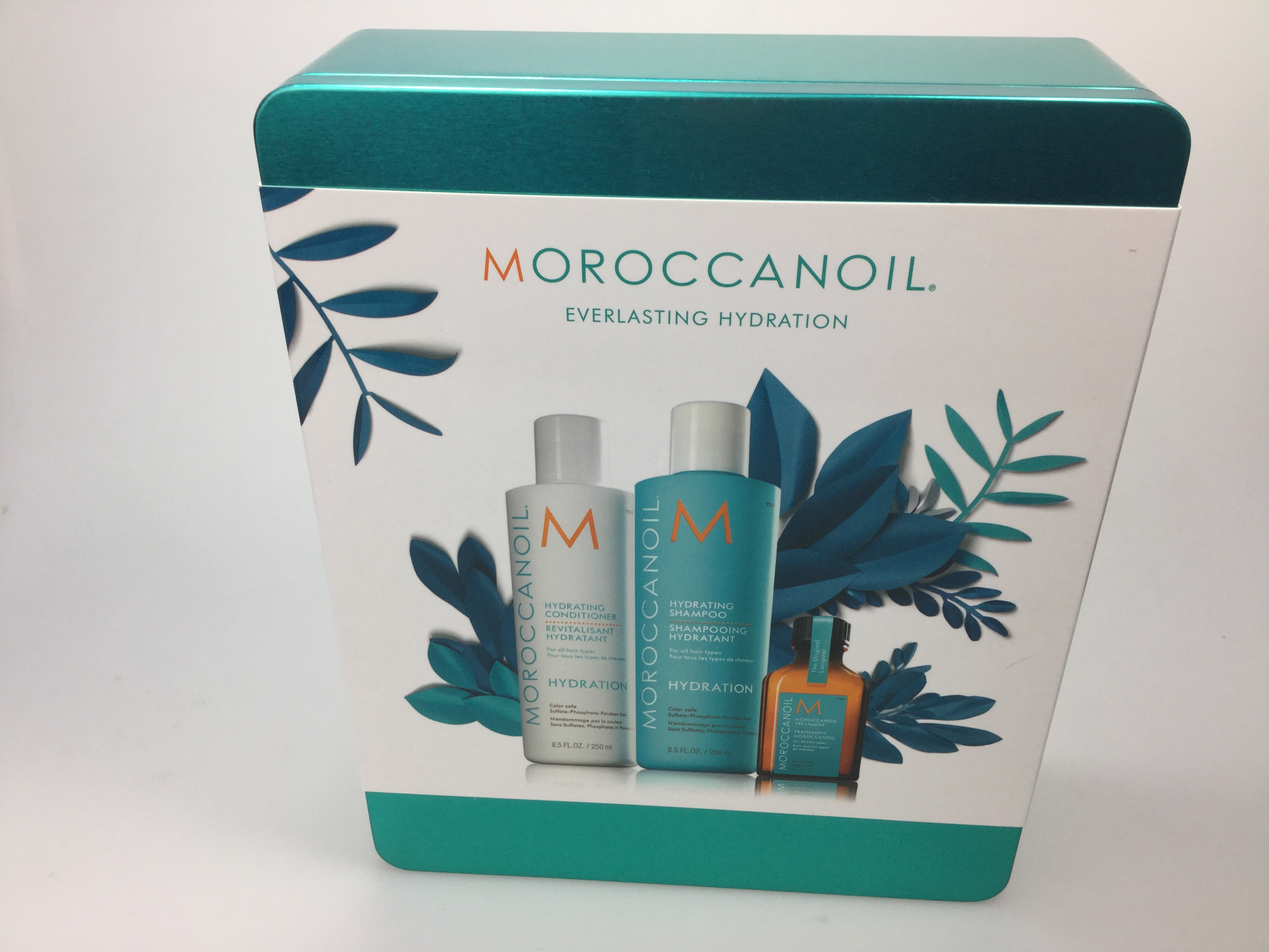 moroccanoil everlasting hydration set