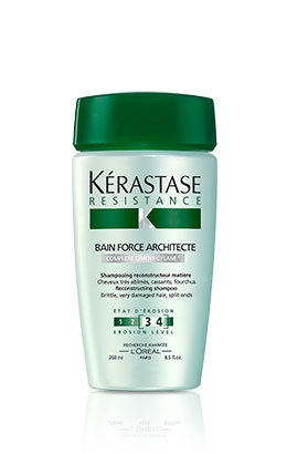 Kerastase Resistance Bain Force Architecte 3-4 Shampoo 250ml