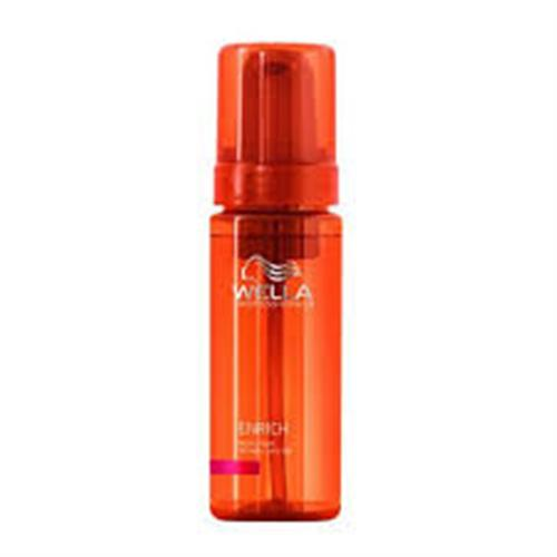 WELLA Enrich Bouncy Foam für welliges & lockiges Haar 150ml