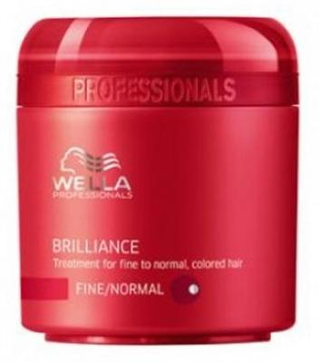 WELLA Brilliance Mask für feines/normales Haar 150ml