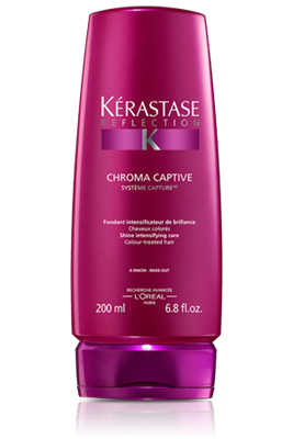 KERASTASE Chroma Captive Fondant 200ml, Laque Couture 75ml GRATIS!!