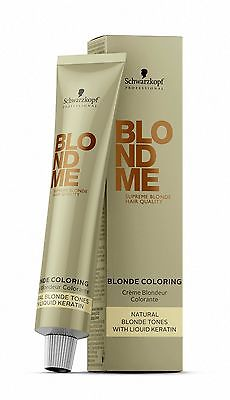 SCHWARZKOPF Blondme Permanente Coloration  Eis  60ml