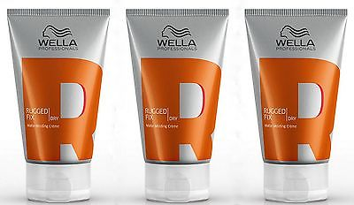 WELLA Professionals Styling Rugged Fix 3x 75ml = 225ml