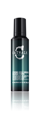 Tigi Catwalk Curlesque Strong Hold Mousse 200ml