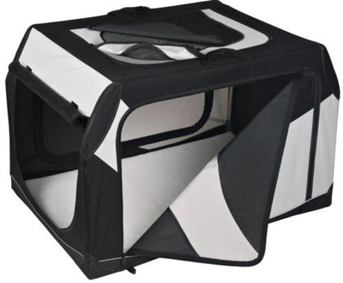 transportbox autobox hundebox faltbar vario trixie ebay. Black Bedroom Furniture Sets. Home Design Ideas