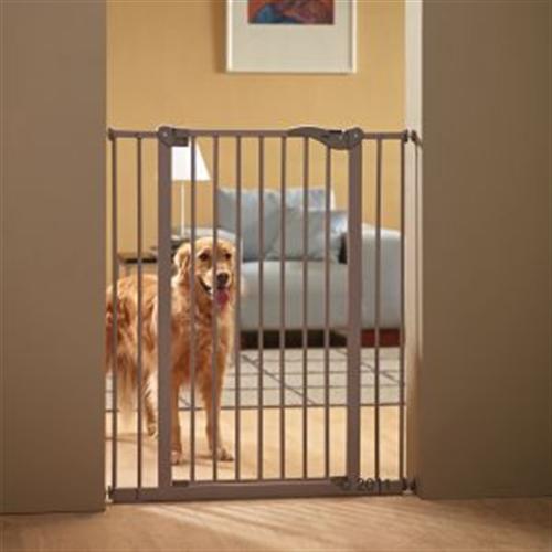 Details zu hunde absperrgitter laufstall hundek fig zaun for Puerta para perros