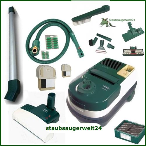 vorwerk tiger 251 et340 neuer motor xxl paket ebay. Black Bedroom Furniture Sets. Home Design Ideas