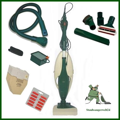 vorwerk kobold 131 staubsauger mit elektrob rste viel zubeh r wie 135 ssw100 ebay. Black Bedroom Furniture Sets. Home Design Ideas