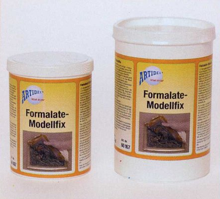 Formalate Modellfix, spachtelb. Latexemulsion 500ml