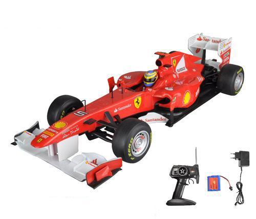 mjx rc mod le voiture voiture de course f1 ferrari 150 italia 2012 rtr 1 14 batterie licence. Black Bedroom Furniture Sets. Home Design Ideas