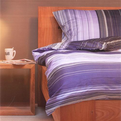 schlaraffia satin baumwolle bettw sche garnitur bettbezug 135 x 200 cm ebay. Black Bedroom Furniture Sets. Home Design Ideas
