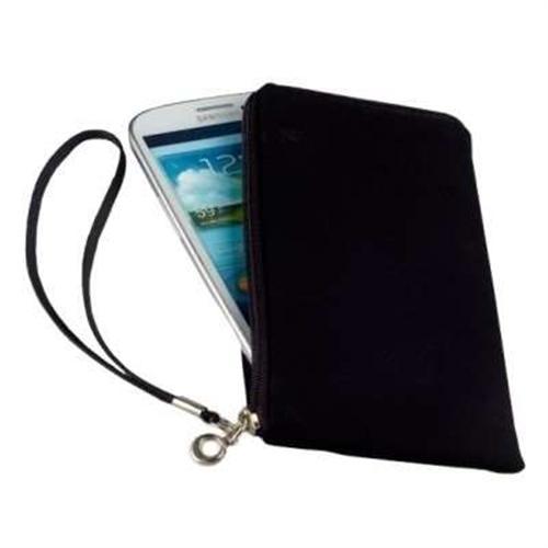 soft case handy smartphone tasche mit rei verschluss f r zixoon n8000 5 5 zoll ebay. Black Bedroom Furniture Sets. Home Design Ideas
