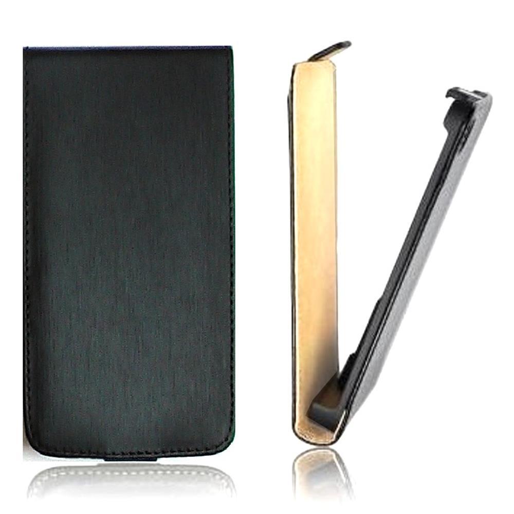 Premium Case für Samsung Galaxy S3 mini i8200 Value Edition VE Flip Tasche Etui