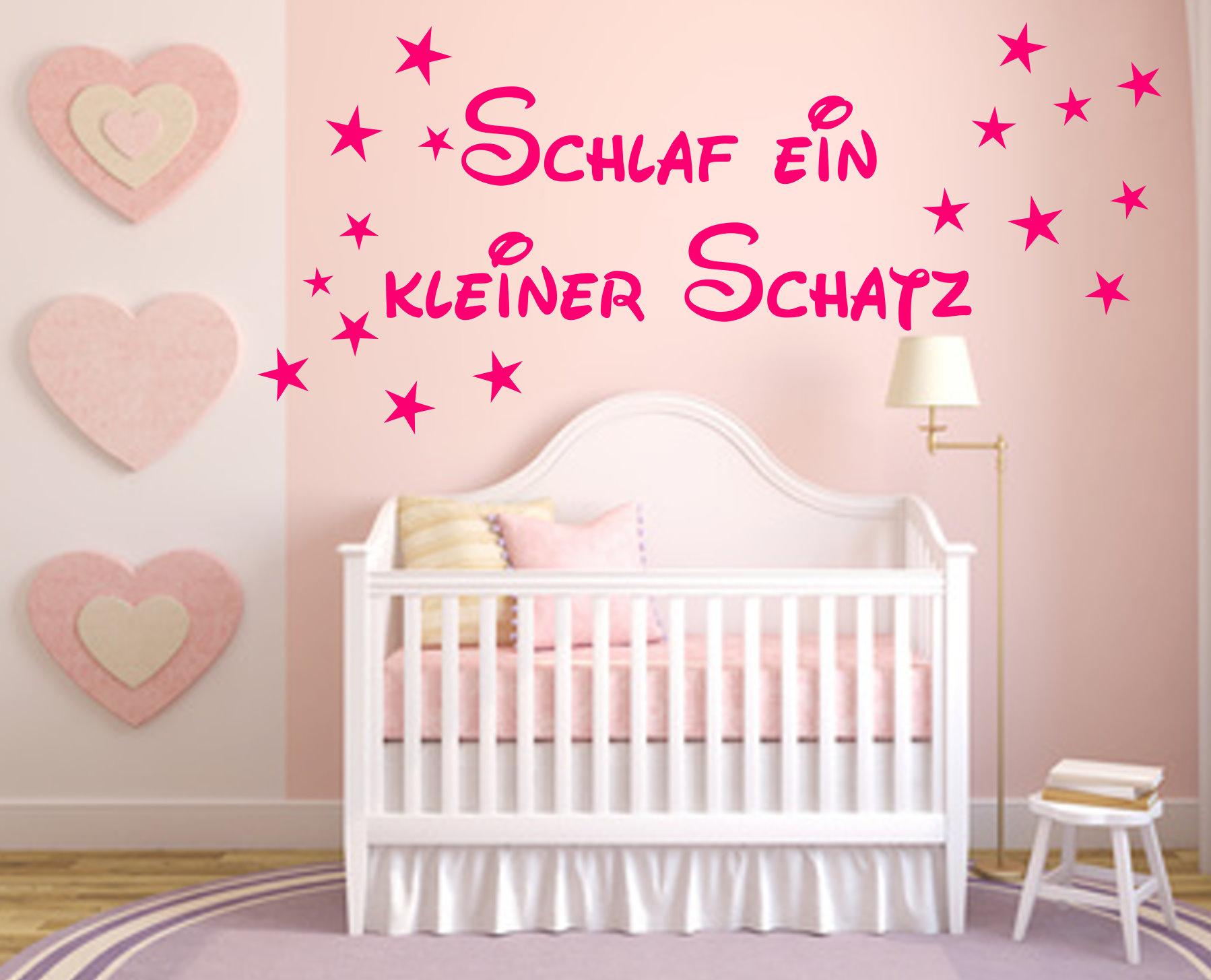 wandschoerkel.de - Kinderzimmer Wandtattoo Junge Aufkleber Lieben