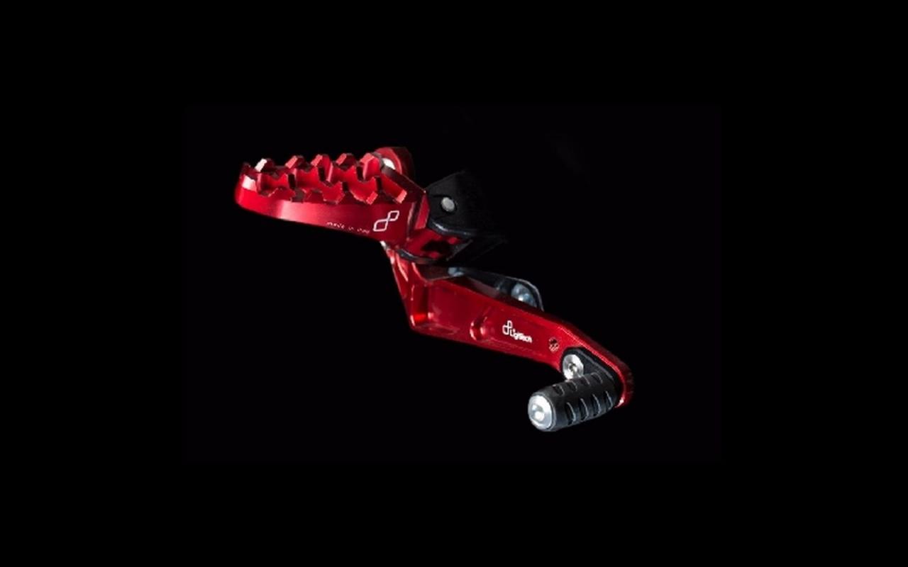 Lightech Ducati Hyperstrada 821 Hypermota Fussrastenanlage ...