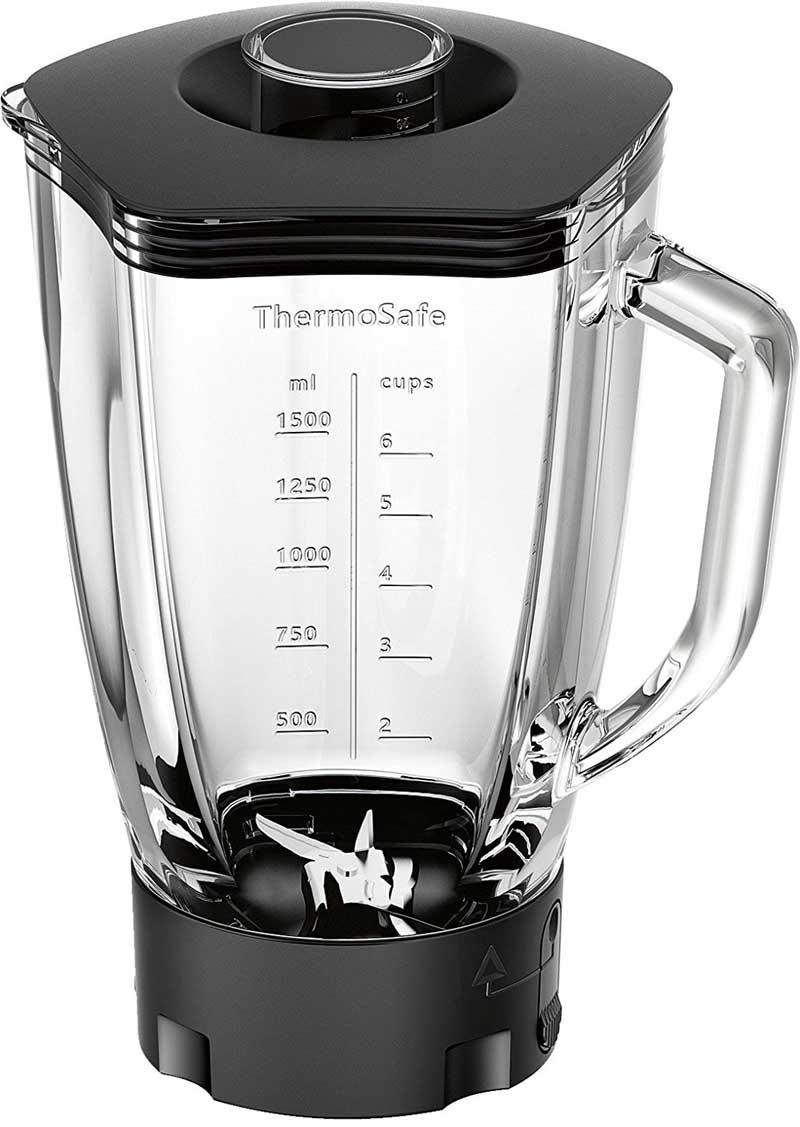 Bosch Mixeraufsatz aus Glas 00579565 passend u.a für MUM9...