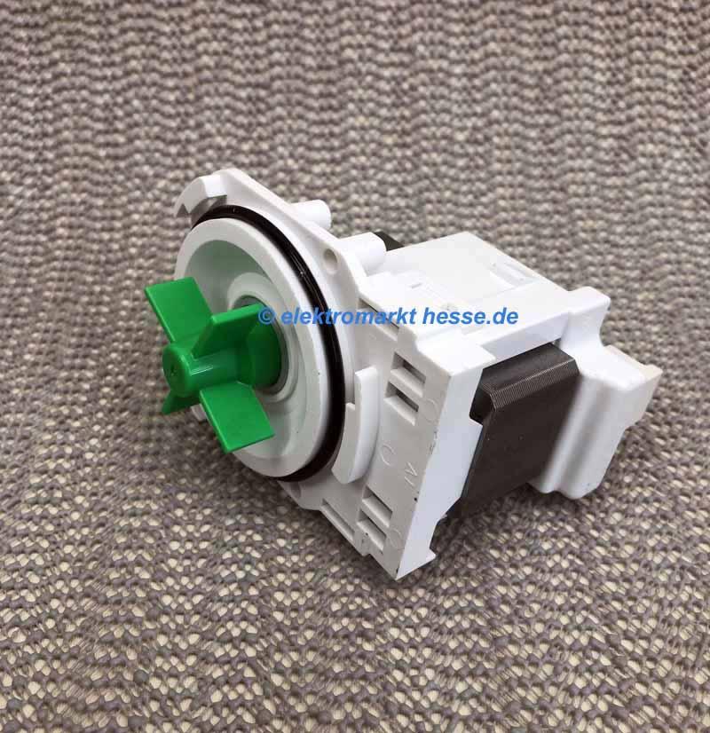 LAUGENPUMPE MOTOR-ZS T2107 Gorenje 629232 für Waschmaschine u.a.