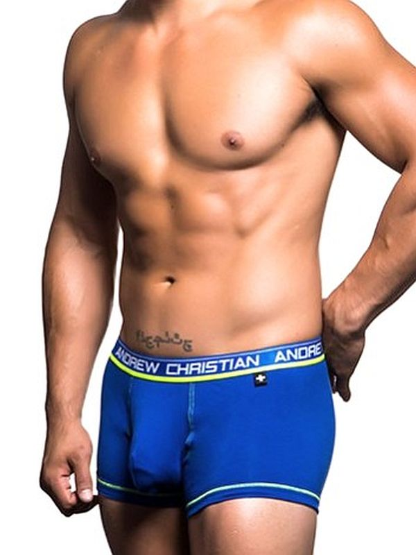 Andrew Christian Almost Naked Boxer AC87