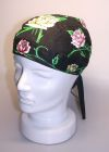 Bandana Biker-Kopftuch Piratentuch Rosen No.411