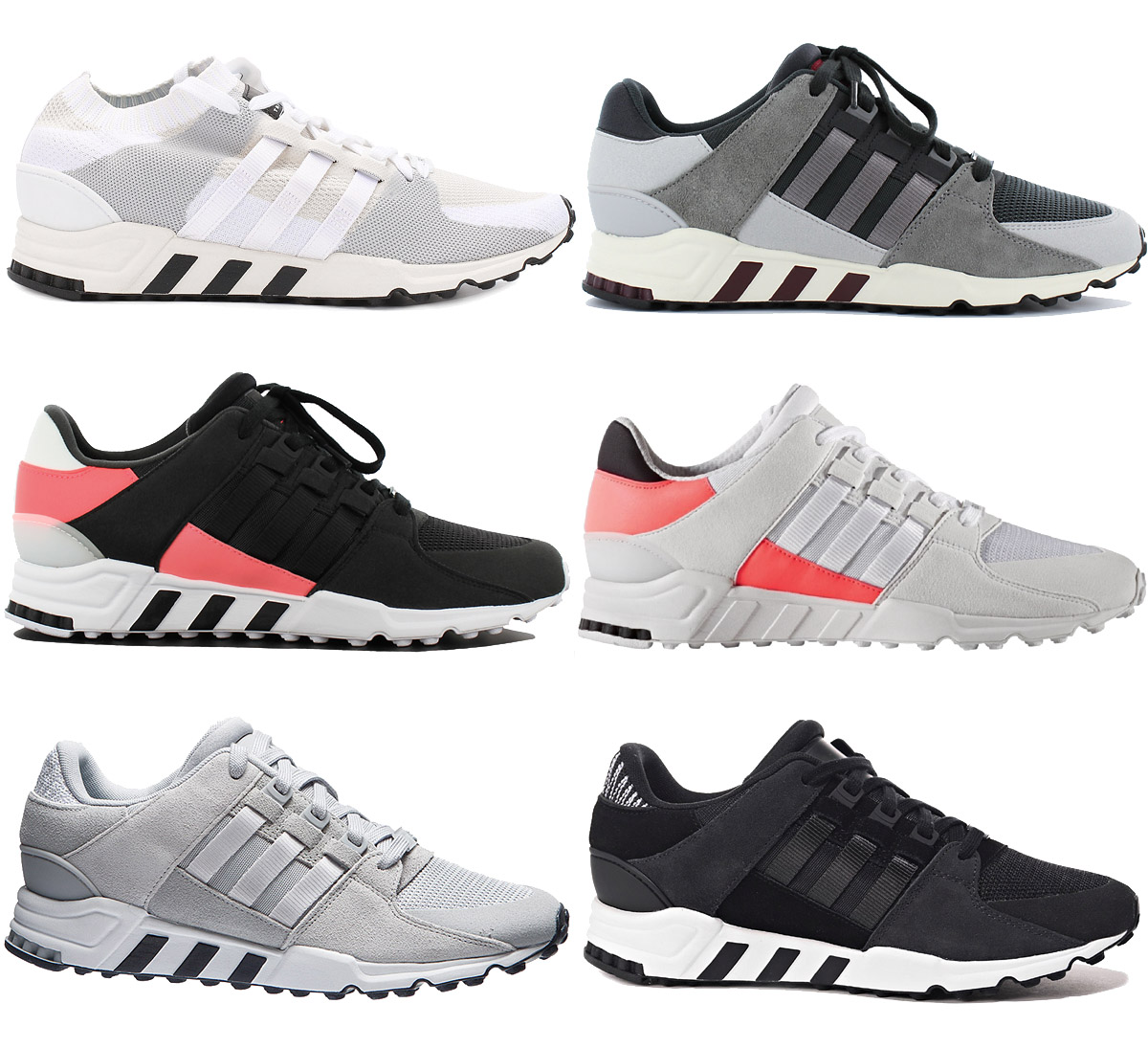new styles ba46b 3569f Details about Adidas Originals Equipment Support RF Torsion Men's Shoes  Sneakers Retro EQT