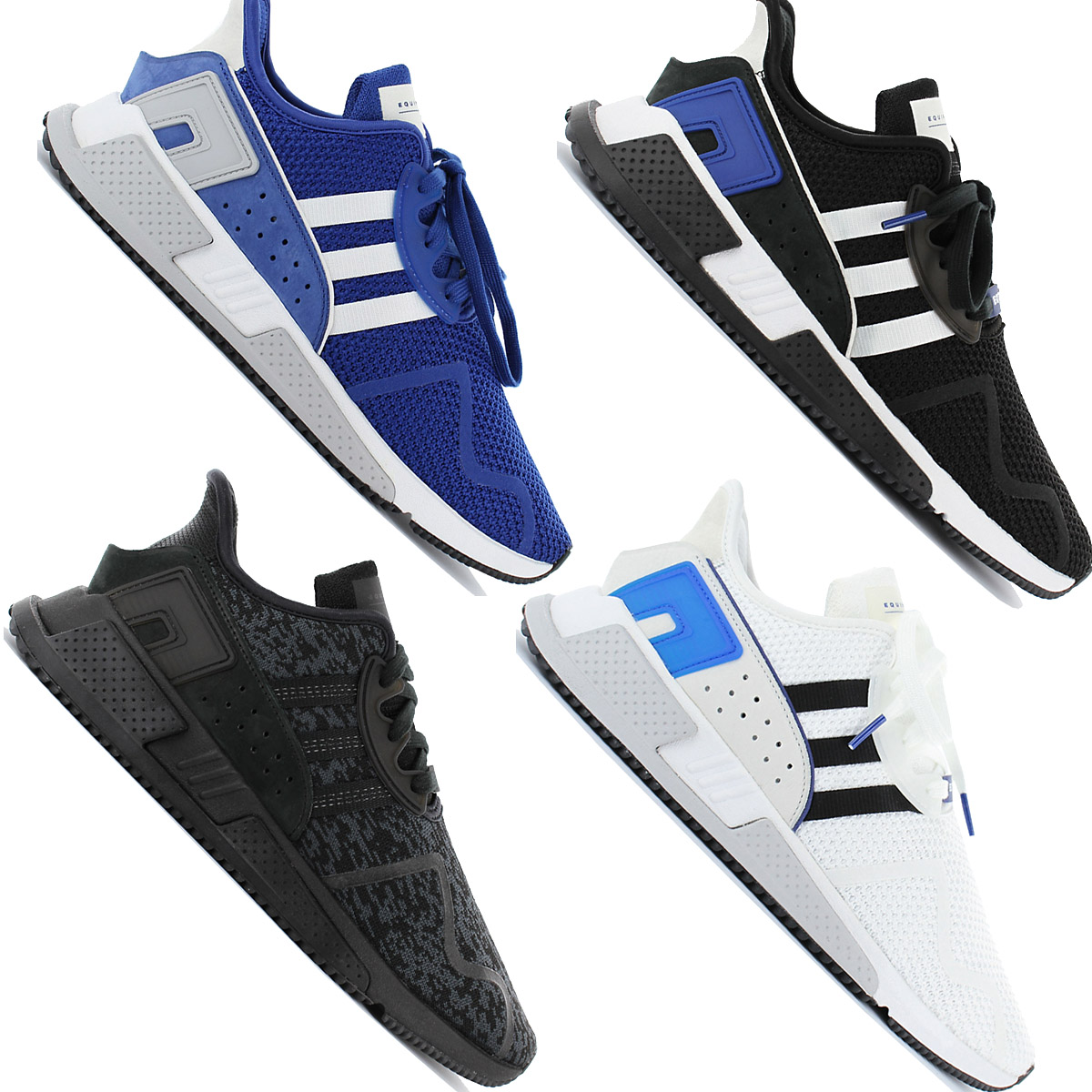 buy online a0cea 70ef9 Details about Adidas Originals Eqt Equipment Cushion Adv Mens Sneakers  Shoes Leisure New