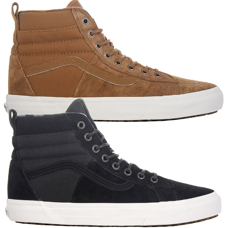 vans classic sk8 hi mte dx winter sneaker herren schuhe. Black Bedroom Furniture Sets. Home Design Ideas