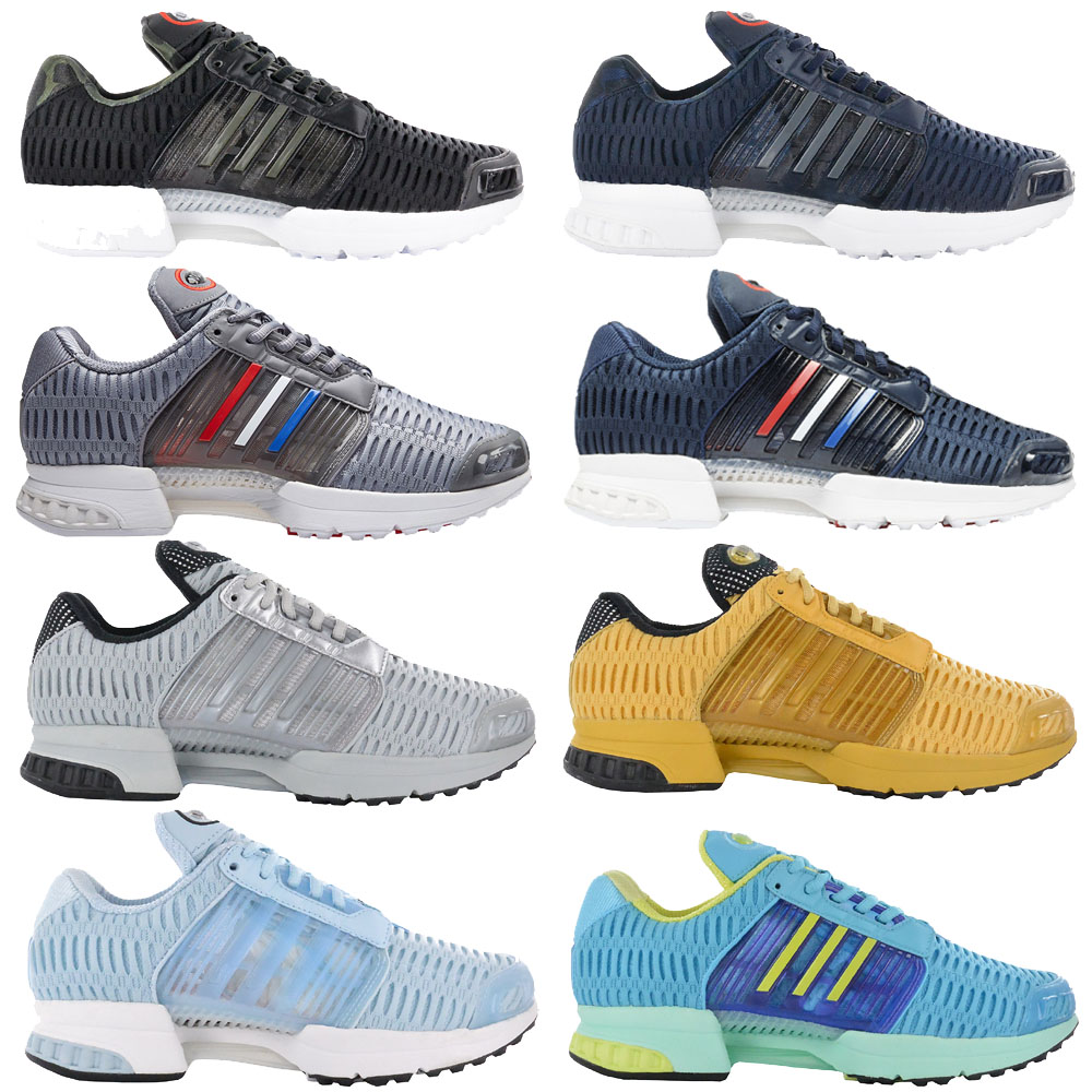 new concept 7dfe0 1b7d3 Details about Adidas Originals Climacool 1 Sneaker Mens Shoes Clima Cool  Running Shoes New