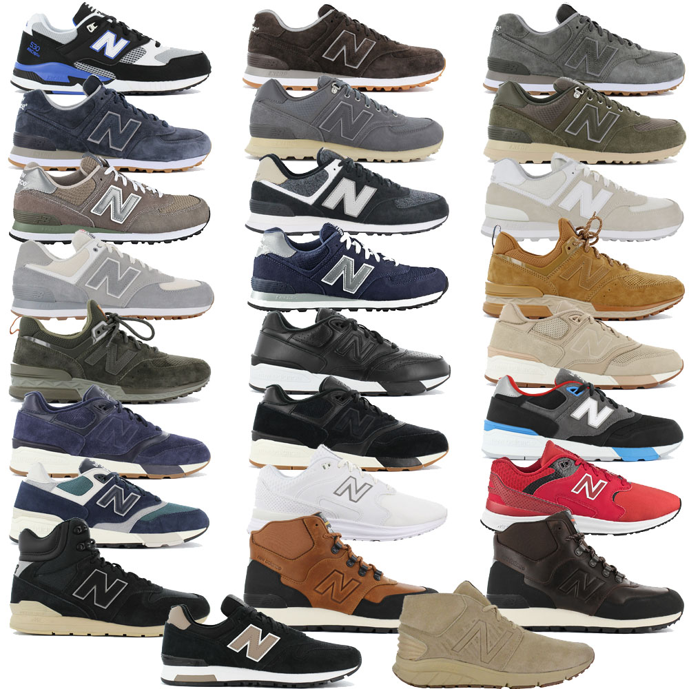 new balance shoe models
