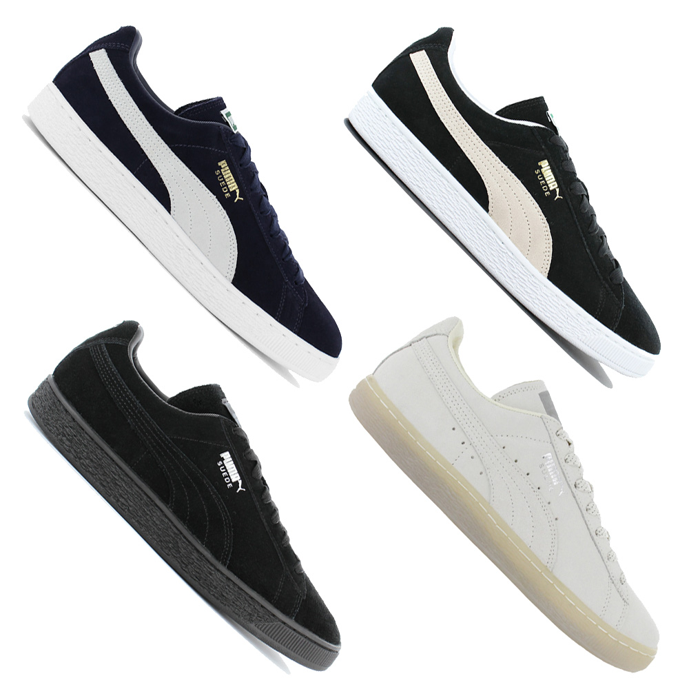 8ef51a0325a Details about Puma Suede Classic Men s Sneakers Shoes Leisure Leather Trainers  Smash New