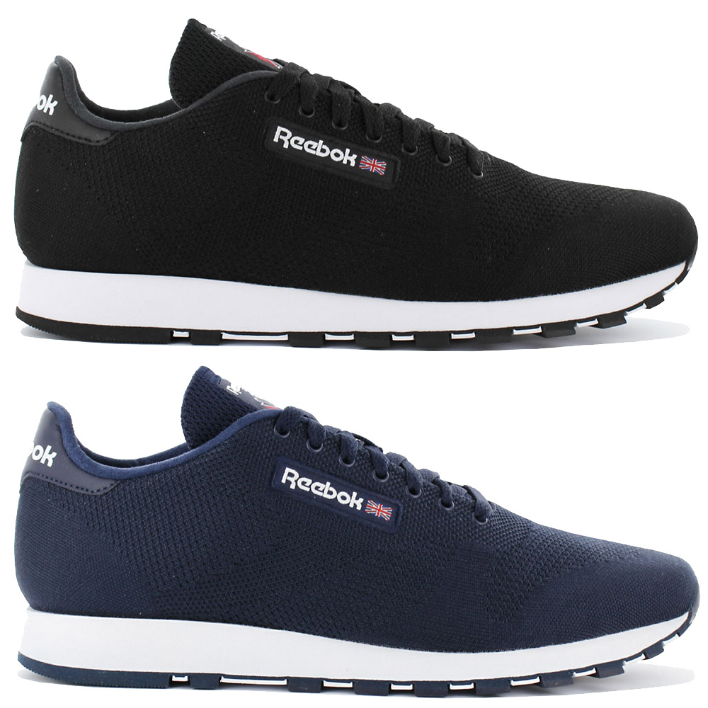 Shoes Rbk Reebok Sneakers About Ultk Ultraknit Men's Details Classic Cl Leather eE29IWDHY