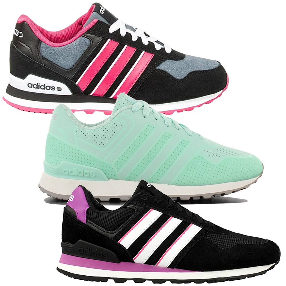 Details about Adidas Originals 10K W Women's Sneaker Casual Shoes Trainers Sports Shoes New