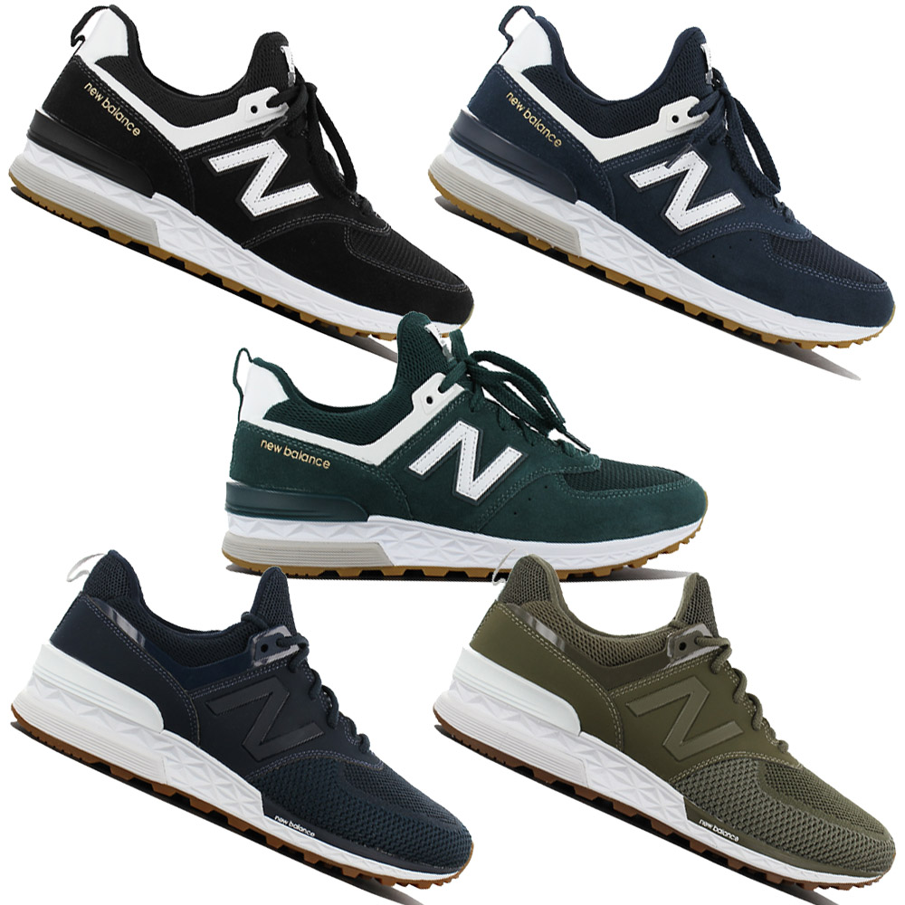 the best attitude 9e27d 2ccfc Details about New Balance Nb 574 Men's Sneakers Shoes Casual Trainers MS574  ML574 New