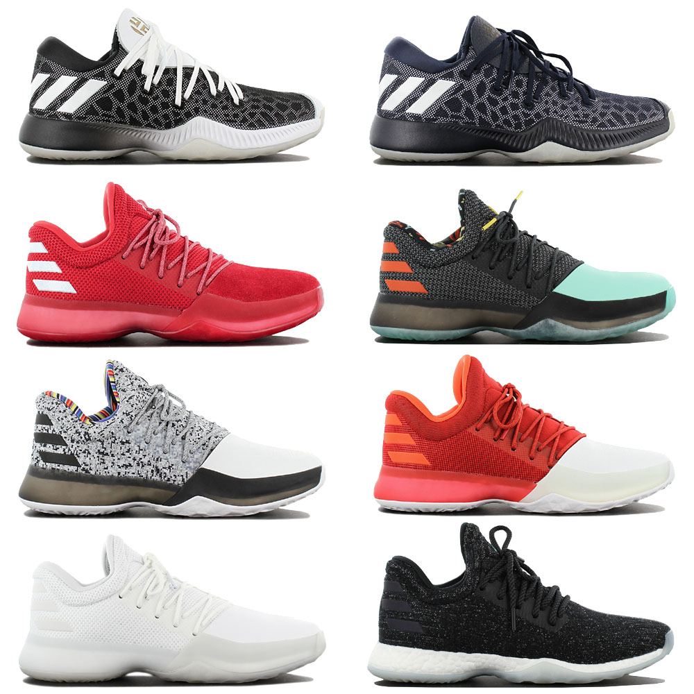 e336af240ae1 Details about Adidas James Harden Vol.1 B E Sneaker Basketball Shoes Gym Shoe  New